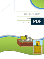 Descipción Técnica de Sistema Biobed