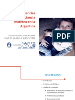 Mitos y Creencias acerca de la lactancia materna en Argentina