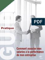 Guide Epargne Salariale