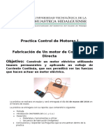 Practica Control de Motores I