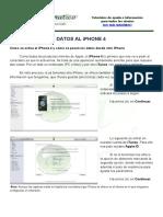 Activar iPhone 4