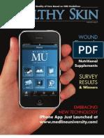 Healthy Skin Magazine - Volume 8; Issue 2