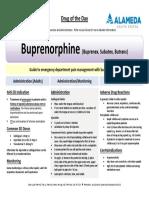 Buprenorphine 2016-7-18