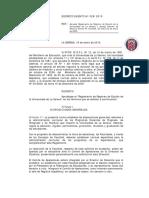 Reglamento de Estudios ULS