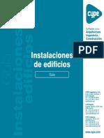 Instalaciones del edificio - Guía.pdf