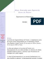 Ma3002 Series Fourier