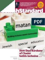 Jewish Standard, July 22, 2016