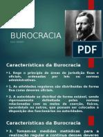 Burocracia - Max Weber