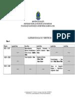 Calendário de Aulas 2016.2.Doc Ical