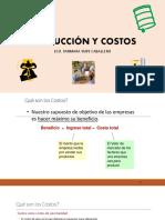 6. Producción y Costos