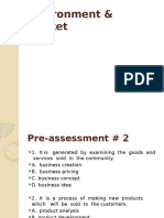 Environment & Market pre-assessment.pptx