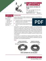 Kit de Servicio Del Balero de Carga Suspension Delantera Volvo Serie Airtek