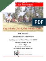 2010 Arizona Afterschool Conference