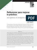 La investigación-acción educativa y la construcción de saber pedagógico. Bernardo Restrepo Gómez.pdf