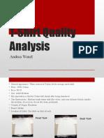 t-shirt quality analysis