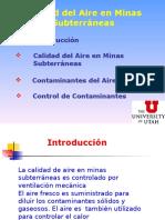 Instalacion de Equipos de Ventilacion, Puertas de Ventilacion, Reguladores