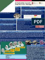FSC High Emissivity Ceramic Material for FIR Therapy