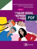 Manual de trabajo sobre sexualidad jóvenes