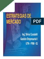 Tema6 Estrategias de Mercado 2014 Alumnos