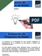 Evaluacion Proyectos Redes