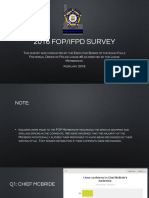 2016 Idaho Falls FOP Survey