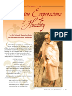 03 Divine Expressions of Humility
