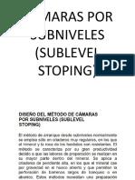 10 CAMARAS POR SUBNIVELES (OPEN STOPING).pdf