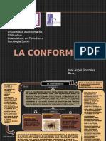 Mapa Conceptual La Conformidad