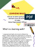 Learning Walks