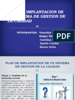 Plan de Implementacion Final
