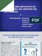 Plan de Implementacion Final