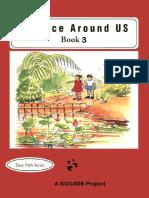 Science Around Us Book 3