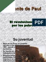 Vicente de Paul El Revolucionario