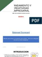 Sesion 6 - Planeamiento y Creat. - Bsc