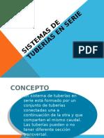 Sistemas de Tuberías en Serie.pptx Meca