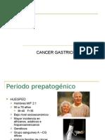 Historia natural de la Enfermedad (Cancer gastrico)