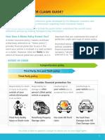Motor Insurance Claim Guide