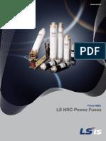 HRC Fuses LSIS