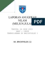 laporan nilam