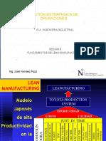 5.1 Lean Manufacturing