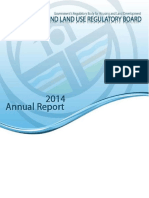 2014 Annual Report HLURB