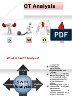 223pmg 4chapter 4- Swot Analysis