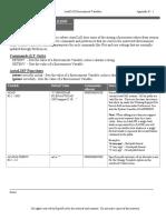 AutoCAD Environment Variables