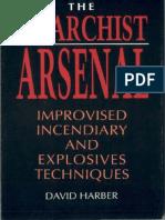Harber David - The Anarchist Arsenal