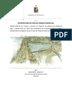 Intervenciones en Paisajes Urbanos Residuales