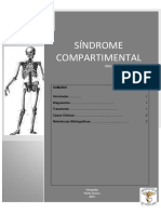 Síndrome Compartimental - Ortopedia