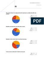 school climate survey - google forms