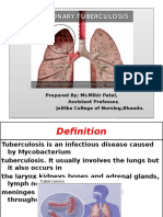 Pulmonary Tuberculosis.pptx