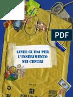 LINEE GUIDA CENTRI