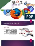Buscadores de Internet Aura y Eduardo Presentacion
